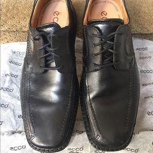 Ecco Shoes | Ecco Mens Black Dress
